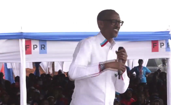 Congratulation Messages For Kagame Begin To Flow In