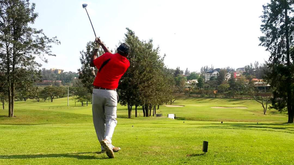 2017 Rwanda Open Golf tournament