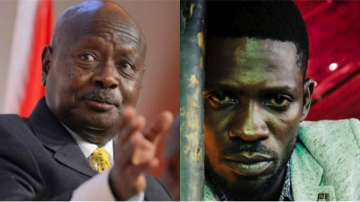 Bobi Wine challenges Museveni win in court